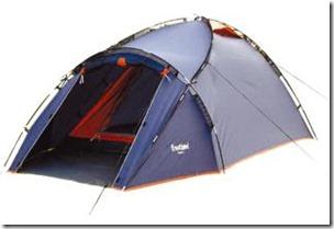 прокат туристического снаряженя - палатка