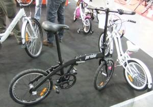 Раскладной велосипед Прайд
