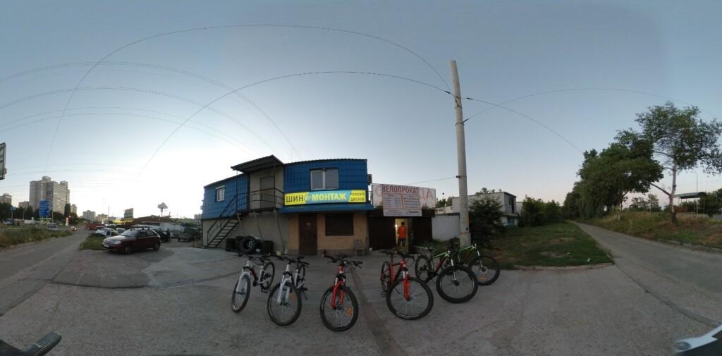 Прокат велосипедов Оболонь