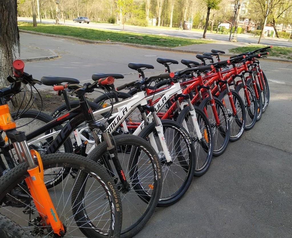 Аренда велосипедов ВДНХ